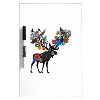 FOREST OF LIFE DRY ERASE BOARD