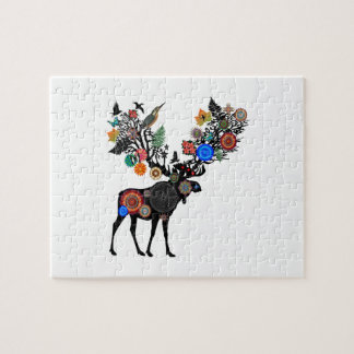 FOREST OF LIFE JIGSAW PUZZLE