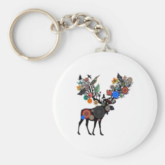 FOREST OF LIFE KEY RING