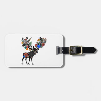 FOREST OF LIFE LUGGAGE TAG