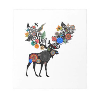 FOREST OF LIFE NOTEPAD