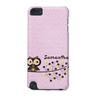 Forest Owl Woodland Hoot IPod Touch Speck Case iPod Touch (5th Generation) Cases