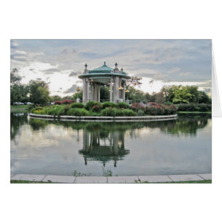 Forest Park St. Louis Missouri Card