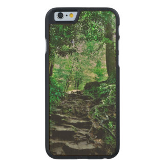Forest Path Nature Wood iPhone 6 Case Carved® Maple iPhone 6 Case