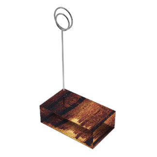 Forest Path... Table Number Holder