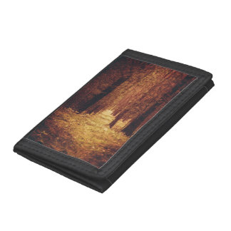 Forest Path ... Tri-fold Wallet