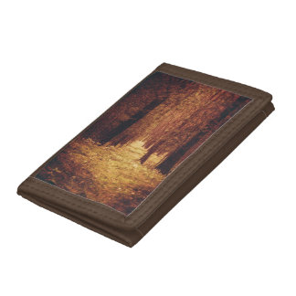 Forest Path ... Trifold Wallet