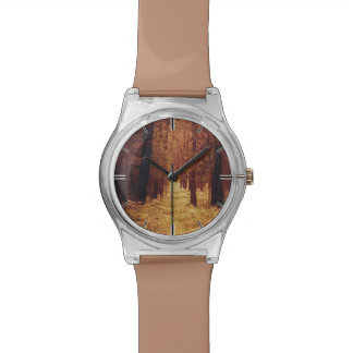 Forest Path ... Wrist Watches