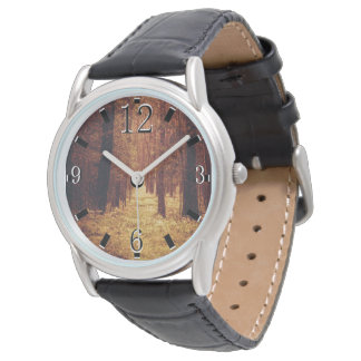 Forest Path ... Wristwatches