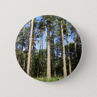 Forest Pines 6 Cm Round Badge