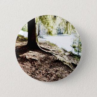 Forest Pond 6 Cm Round Badge