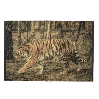 Forest predator wildlife Majestic Wild Tiger iPad Air Cover