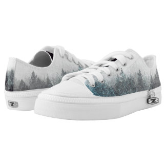Forest Printed Shoes