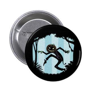 Forest Punkin Man Pin
