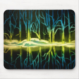 Forest Reflections Mouse Pad