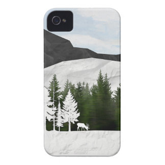 Forest Scene iPhone 4 Covers