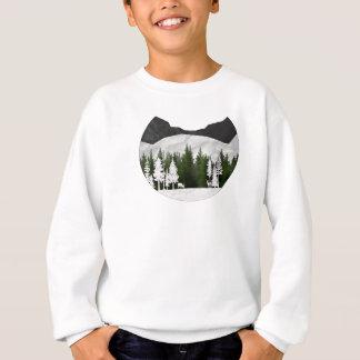 Forest Scene Sweatshirt