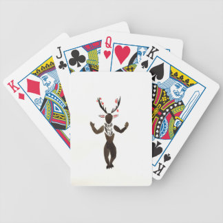 Forest Spirit Bicycle Playing Cards