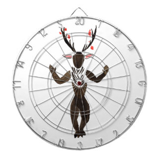 Forest Spirit Dartboard