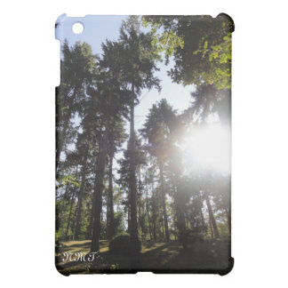 Forest & Sun IPad Case