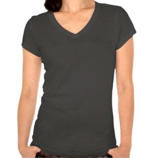 Forest Sun - Ladies V Neck Shirt