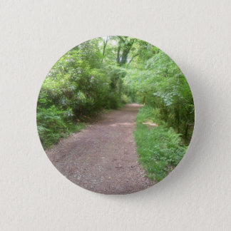 Forest Trail 6 Cm Round Badge