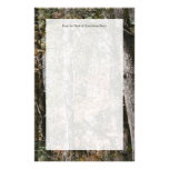 Forest Tree Camo Camouflage Nature Hunting/Fishing Customised Stationery