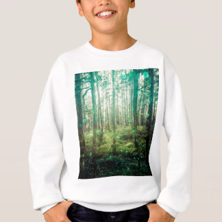 Forest Trees - In the Woods Pattern Sweatshirt
