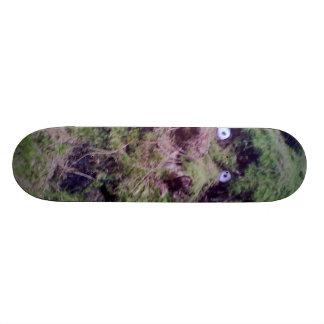 Forest Troll 21.3 Cm Mini Skateboard Deck