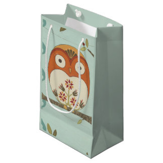 Forest Whimsy I Small Gift Bag