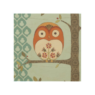 Forest Whimsy I Wood Wall Decor