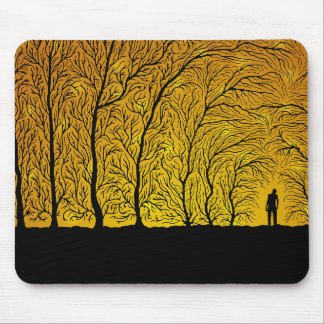 Forest Whispers (Colour 2) Mousepad