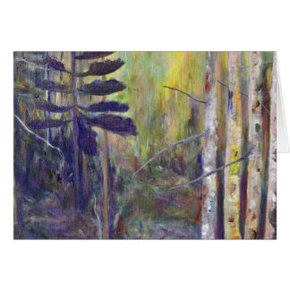 Forest Wonders Card