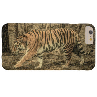 Forest Woodland wildlife Majestic Wild Tiger Barely There iPhone 6 Plus Case