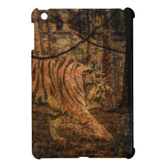 Forest Woodland wildlife Majestic Wild Tiger Cover For The iPad Mini