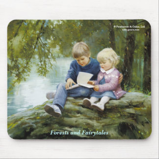 Forests and Fairytales Mouse Pad