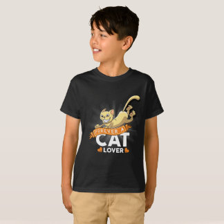 Forever A Cat Lover T-Shirt