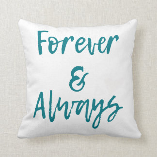 Forever & Always Pillow