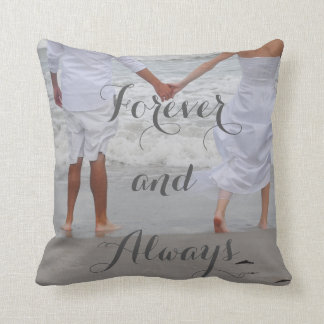 Forever And Always Pillow