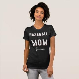 Forever Baseball Mom Shirts