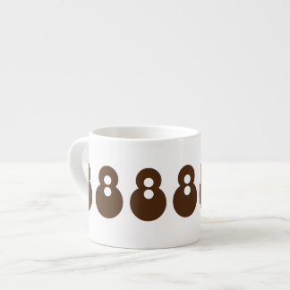 Forever  Brown Espresso Cup