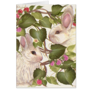 Forever Bunnies Card