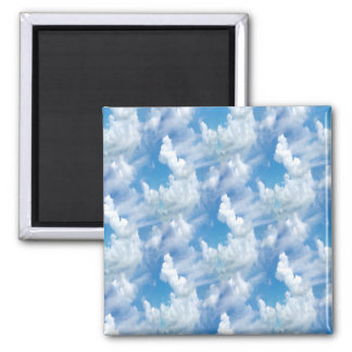Forever Clouds... Magnet