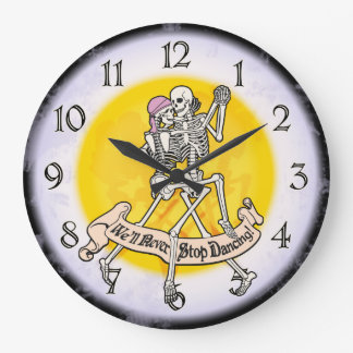 Forever Dancing Clock
