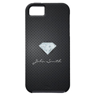 Forever Diamond Dark Metal iPhone 5 Case