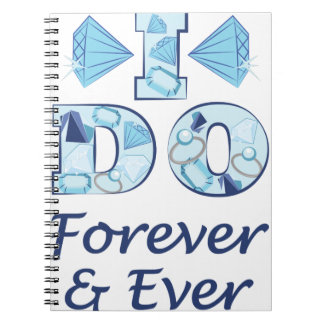 Forever & Ever Note Books