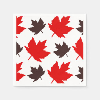 Forever Faithful Canada Day Party Paper Napkins Disposable Napkin