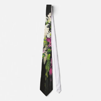 Forever Floral Print Tie