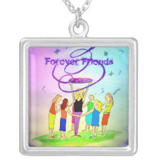 Forever Friends Pendant