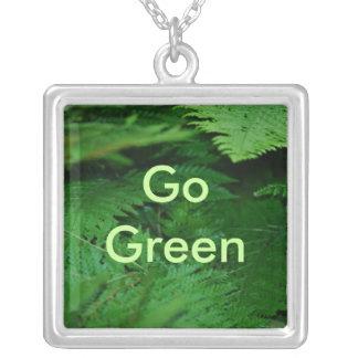 Forever Green Pendants